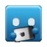 cube, runner icon