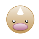 monster, pokemon, go, cute, diglett icon