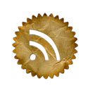 subscribe, rss, feed, badge icon