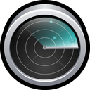 monitor, scan, radar, app icon