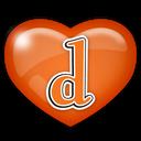 daddydesign, social, media icon