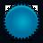 blue, splash icon