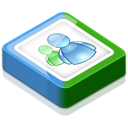 Messenger, Msn icon