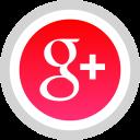 social, media, google, logo, plus icon