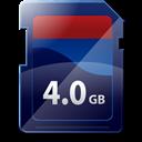 Card, Flash icon
