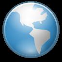 www, world, internet, browser, planet, web icon