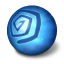 orbz, water icon