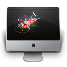 imac, velvet, dream, new icon
