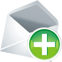 mail add icon