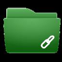 links,folder icon
