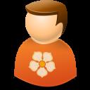 people, web, human, profile, account, magnolia, user icon