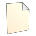 new, paper, document, file icon
