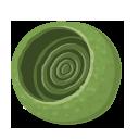 textedit, nest, bug icon