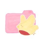 folder, birdie, candy, ak icon