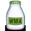 type, wma, fyle icon