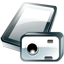 document, camera, file, paper, photography icon