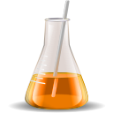 chemistry, test, lab, chemicals, science icon
