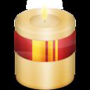 candle,christmas,light icon