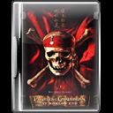 Case, Collection, Dvd, Pirates icon