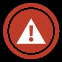 close, cancel, refuse, exit, decline, bad, stop, delete, not icon