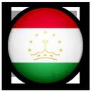 of, tajikistan, flag icon
