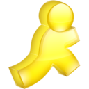 aim,yellow icon