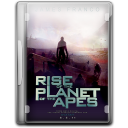 The Rise Of The Planet Of The Apes v3 icon