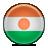 niger, flag icon