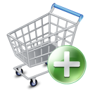 webshop, add, shopping cart, ecommerce icon