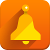 new year, bell icon