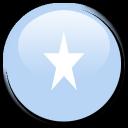 flag, country, somalia icon
