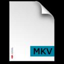 mkv,fileextension icon