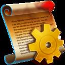 document,settings icon
