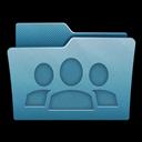 Folder, Group, Mac icon