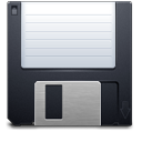 unmount, disc, disk, floppy, save icon
