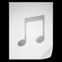 Music File icon
