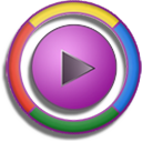 player, media icon