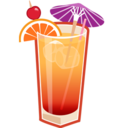 tequila,sunrise,juice icon