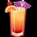 tequila,sunrise,juice icon