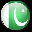 pakistan, flag, country icon
