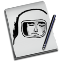 Dave Bowmans Drawing icon