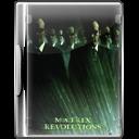 Case, Dvd, Matrix, Revolutions icon