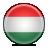 hungary, flag icon