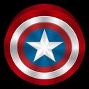 marvel, ios, coc, captain america icon