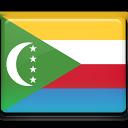 flag, comoros icon