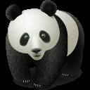 china, panda, bear, chinese, animal, oriental icon