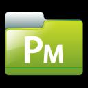 pagemaker, adobe icon