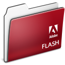 adobe,flash,folder icon