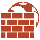 firewall, windows icon