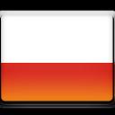 polska, flag, poland, pl icon